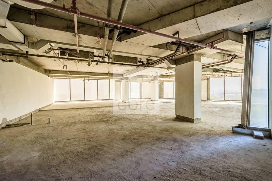 Combined Shell and Core | Dubai Frame Views