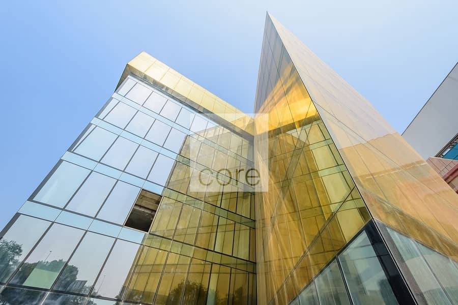 15 Easily Accessible | Shell and Core Office
