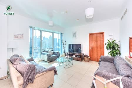 3 Bedroom Apartment for Rent in Dubai Marina, Dubai - Full Marina View | Unfurnished Vacant 1st of March