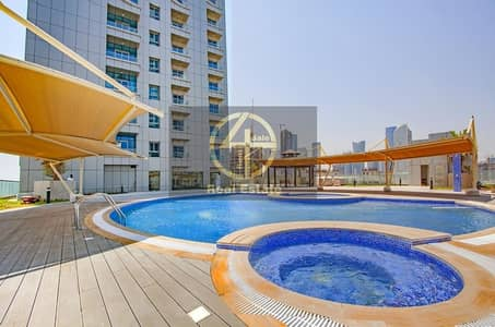 2 Bedroom Flat for Rent in Al Reem Island, Abu Dhabi - Scenic View Awesome 2 BR | Full Facilities
