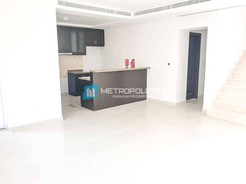 2 Spacious brand New 3 B/R + maids + private garden.
