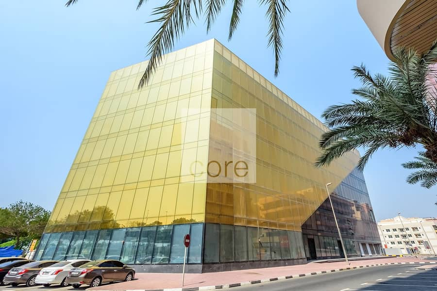 15 Combined Offices Near Metro | Shell and Core