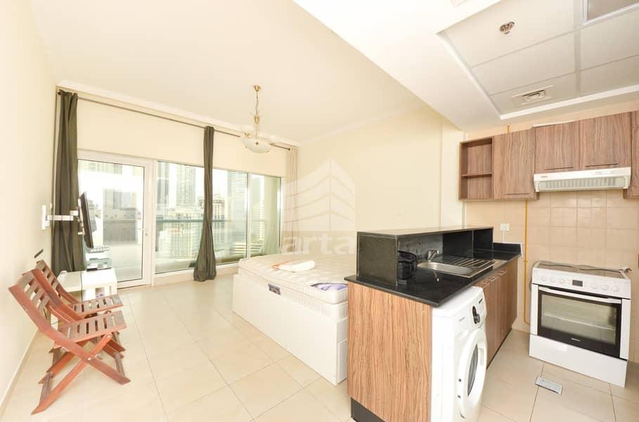 2 Fairly Priced Studio in Burj Khalifa Community