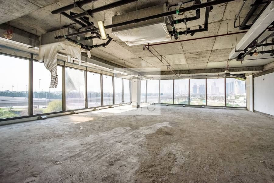 Full Floor Office   Shell and Core   DED