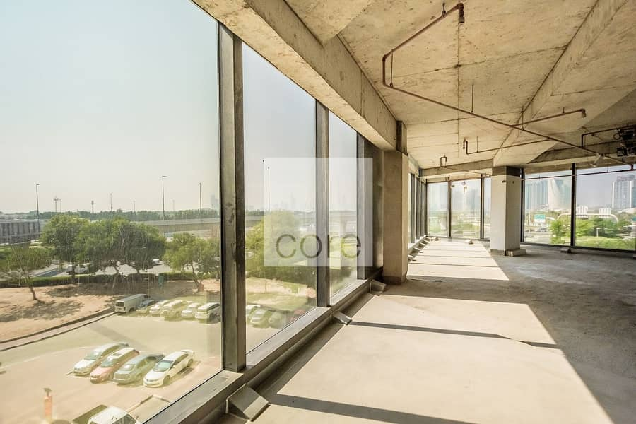 2 Shell and Core Office | Close to Metro