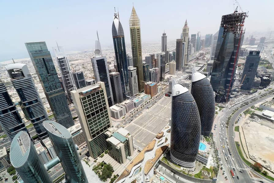 15 DIFC Specialist|Motivated Seller|High Floor|Rented