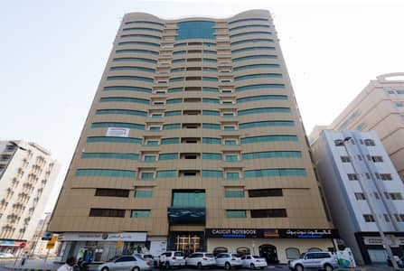 1 Bedroom Apartment for Rent in Al Nabba, Sharjah - Exquisite, Affordable 1BHK Al Zahra Building