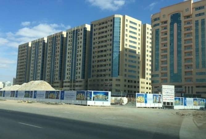 شقة في أبراج اللوز جاردن سيتي 1 غرف 14000 درهم - 4492847