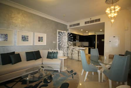 1 Bedroom Flat for Rent in Downtown Dubai, Dubai - Fully furnished 1 bedroom unit