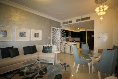 فلیٹ 1 غرفة نوم للايجار في وسط مدينة دبي، دبي - Fully furnished 1 bedroom unit