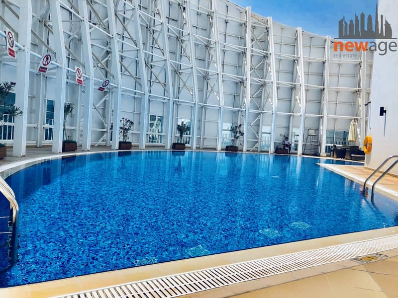11 Chiller Free Fully Furnished Studio for RENT in Jumeirah Bay X1 JLT