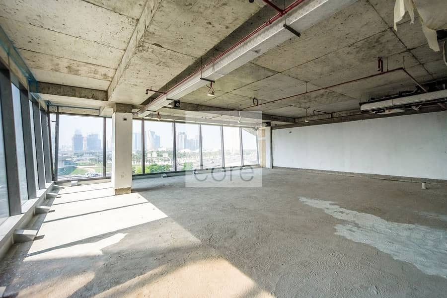 3 Months Rent Free   Shell and Core Office