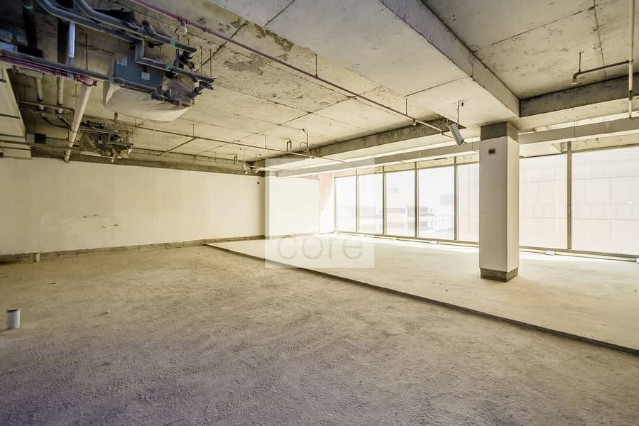 2 3 Months Rent Free   Shell and Core Office