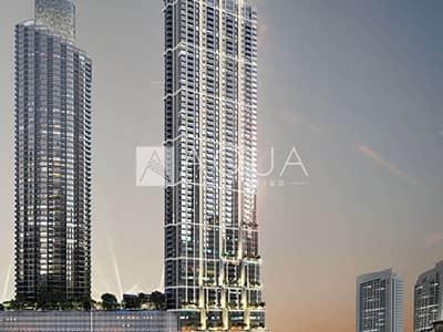 2 Bedroom Apartment for Sale in Downtown Dubai, Dubai - Decent Layout | Corner Unit | 2 Side Views