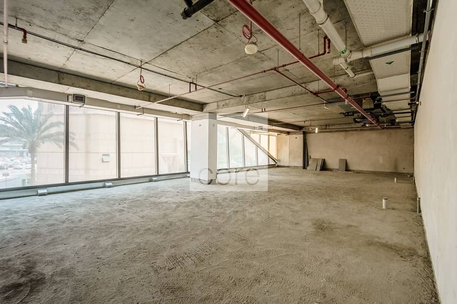 2 Available Corner Unit | Shell and Core