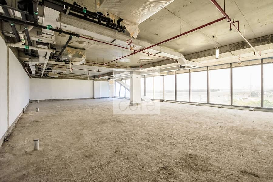 2 DED Licensed | Shell and Core Offices