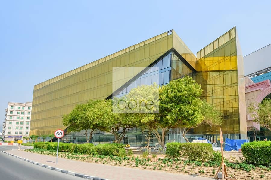 10 DED Licensed | Shell and Core Offices