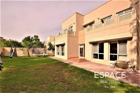 5 Bedroom Villa for Sale in The Meadows, Dubai - Five Bedroom Villa Located a Short Distance from DBS