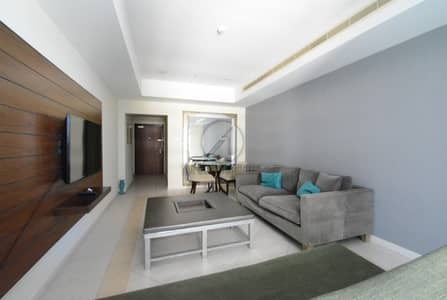 1 Bedroom Flat for Rent in Dubai Marina, Dubai - Full Sea View | Fully Furnished | High Floor