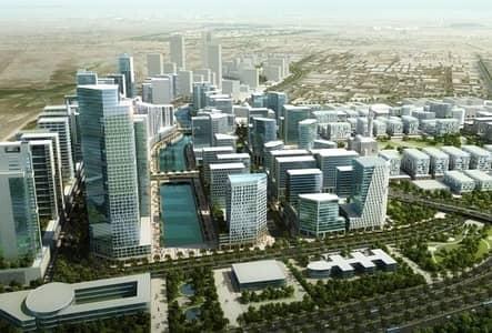 Unique G+17 Residential Canal Plot in Meydan Horizon