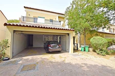 4 Bedroom Villa for Sale in Green Community, Dubai - Exclusive | Next to Pool | Prime Location