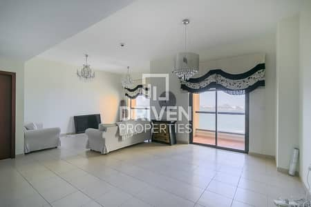 فلیٹ 3 غرف نوم للبيع في جميرا بيتش ريزيدنس، دبي - Vacant 3 Bed Apartment with Full Sea Views
