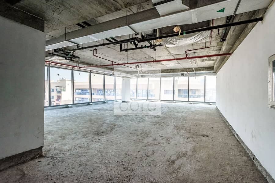 2 Well Located | Shell and Core Office