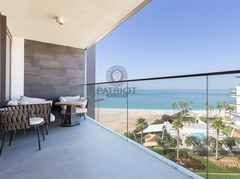 Ocean View | 2 Bed Room | Luxurious Apartment