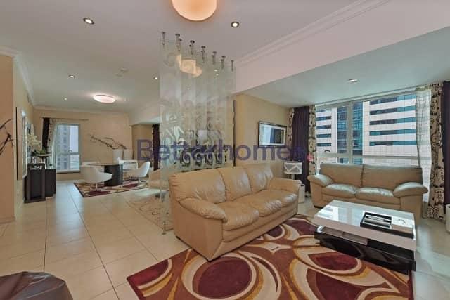 3 Bedrooms Apartment in  Dubai Marina
