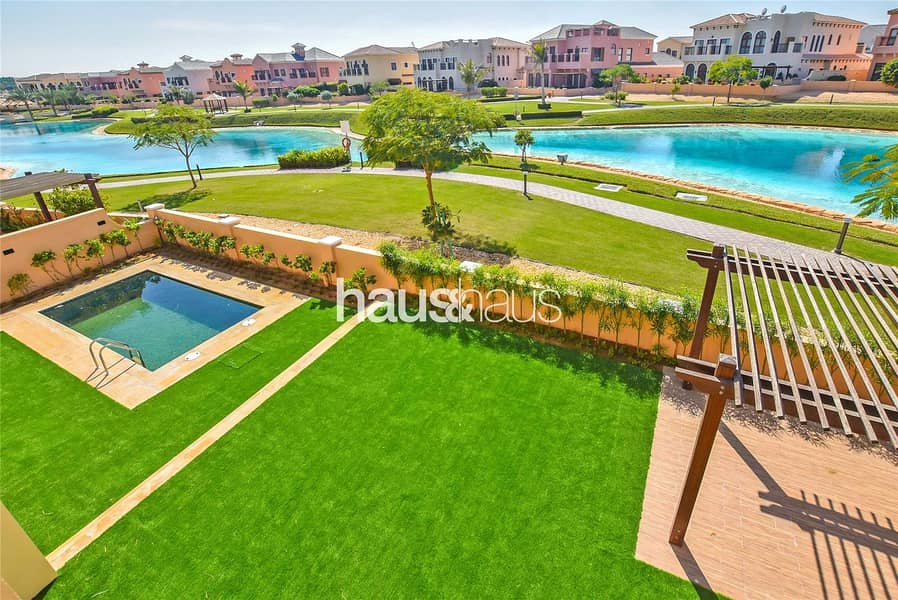 Lake View | Private Pool | 4 Bedrooms | Vacant