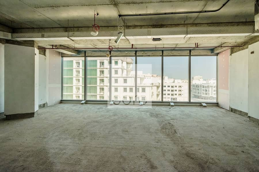 2 Easily Accessible | Shell and Core Office