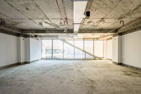 Low Floor | Shell and Core Office