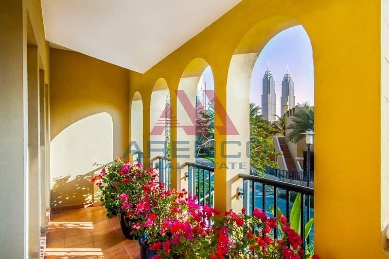 Gorgeous 2 BR Villa Compound 1st Floor  No Commission