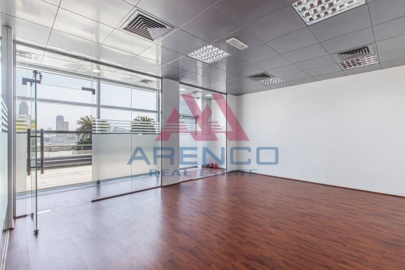 Fitted Office with Partition  | No Commission