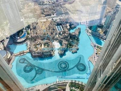 HIGH FLOOR 1BR FULL FOUNTAIN VIEW BURJ KHALIFA