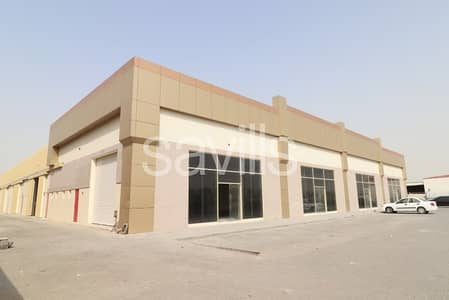 Brand New Showrooms | Industrial Area 17