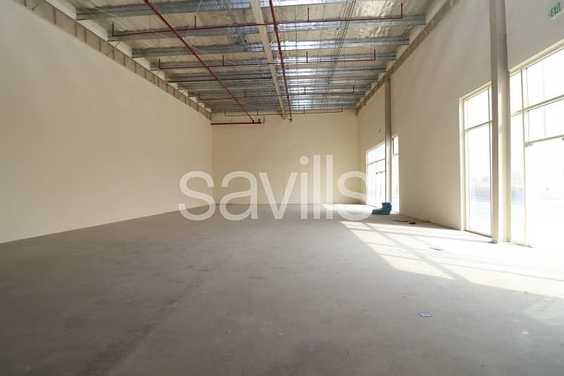 2 Brand New Showrooms | Industrial Area 17