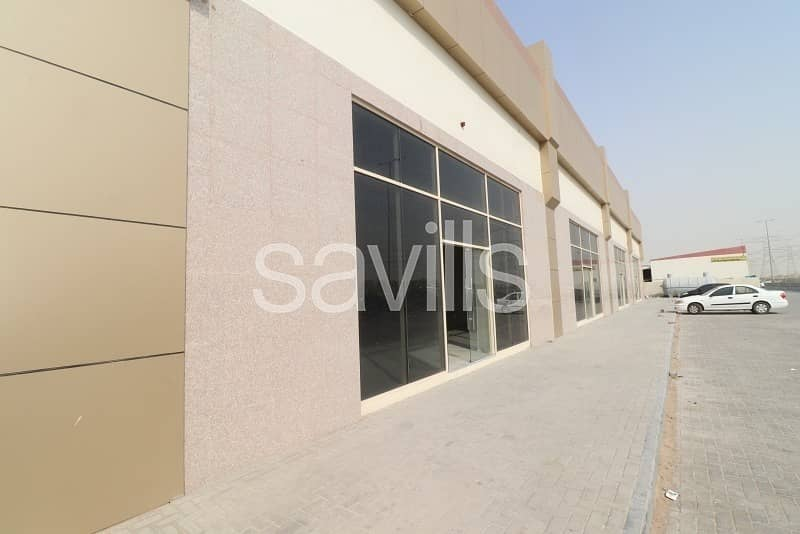 11 Brand New Showrooms | Industrial Area 17