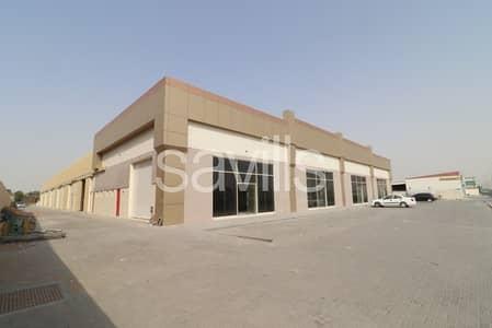 مستودع  للايجار في المنطقة الصناعية، الشارقة - Brand New Warehouses| Industrial Area 17