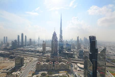 High Floor   Corner Unit   Burj Khalifa Views