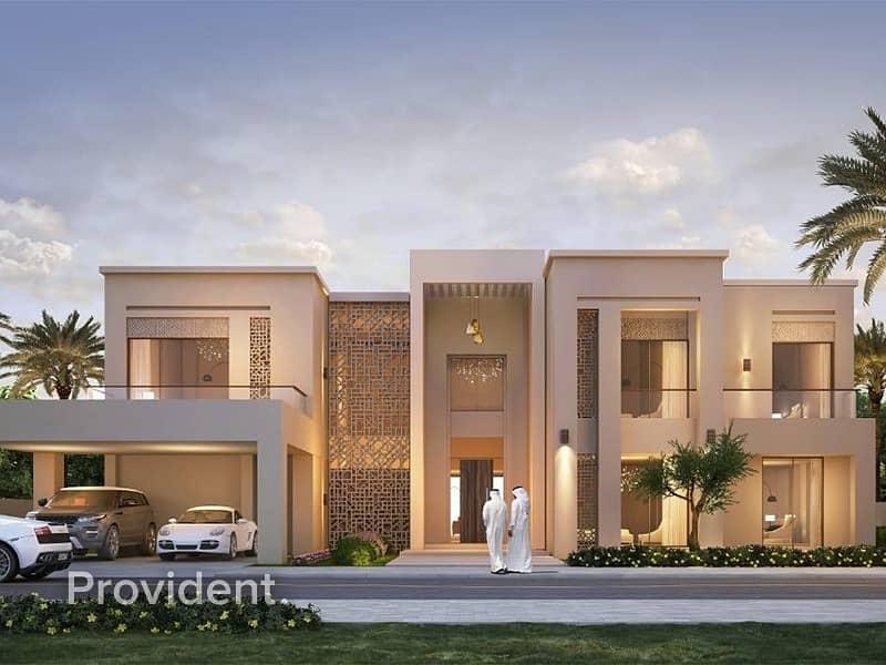 Build Your Dream Home in Dubai Hills Estate