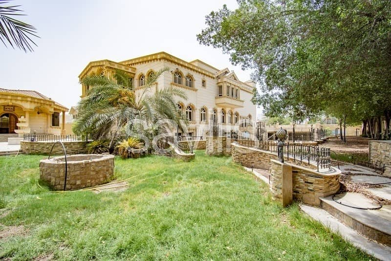 26 Spacious 9 BED Palace in prime Al Shahba area