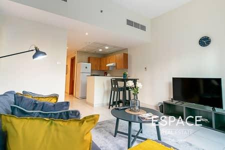 شقة 1 غرفة نوم للبيع في دبي مارينا، دبي - Exclusive | Vacant | Partial Marina View