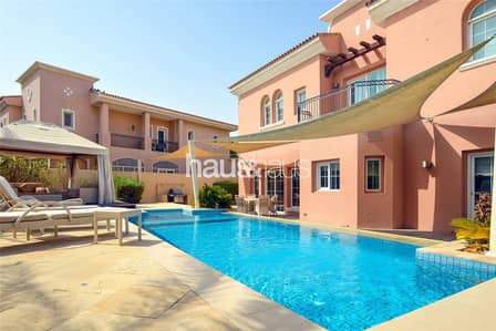 3 Bedroom Villa for Rent in Arabian Ranches, Dubai - Vacant | Furnished | Pool | Upgraded | Spacious