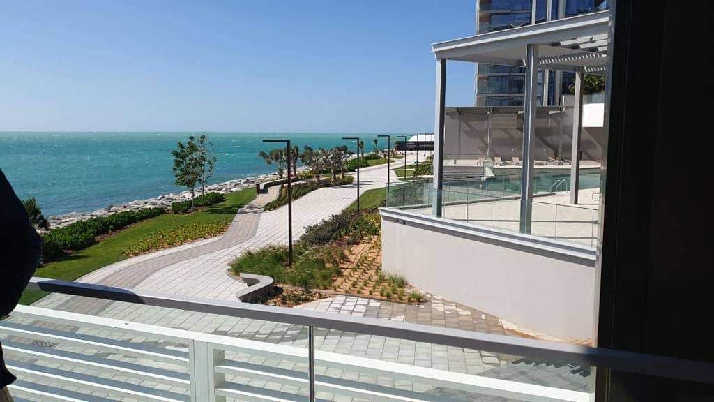 Full Sea View   4 Bed Townhouse   7 Yrs Payment Plan