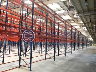Warehouse for Rent in Dubai Industrial Park, Dubai - Massive | Brand new | Factory | Air Conditioned