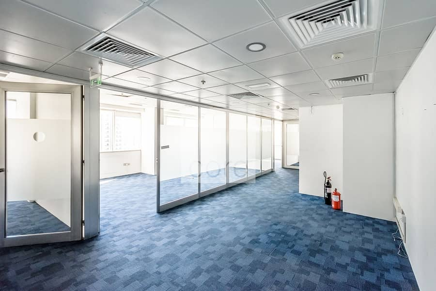 Combined Offices | Fitted and Partitioned