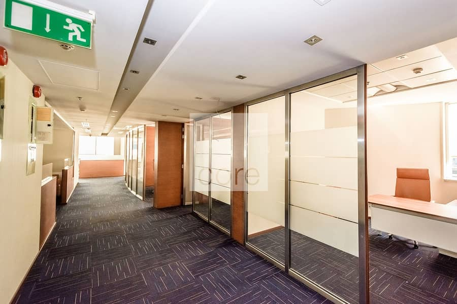 2 High Floor   Combined Partitioned Offices