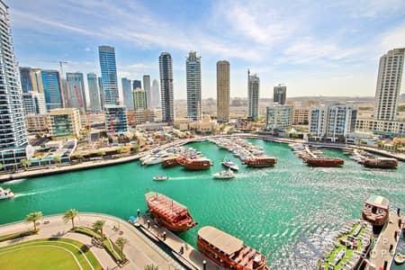 3 Bedroom Apartment for Sale in Dubai Marina, Dubai - Huge 3 Bedroom   Full Marina View   Vacant