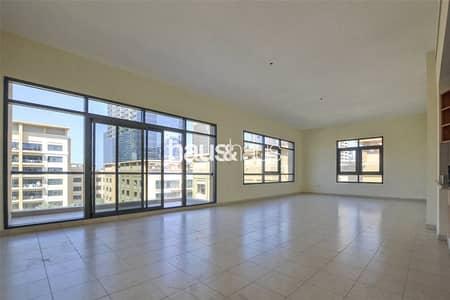 شقة 3 غرف نوم للايجار في الروضة، دبي - Light and Spacious |Well Maintained | Chiller Free